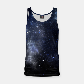 Thumbnail image of Star Cloud Nebula Tank Top, Live Heroes