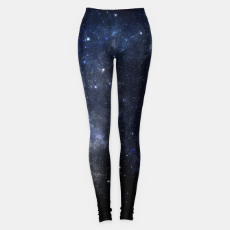Thumbnail image of Star Cloud Nebula Leggings, Live Heroes