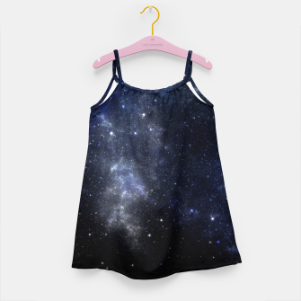 Thumbnail image of Star Cloud Nebula Girl's dress, Live Heroes