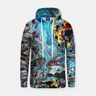 Thumbnail image of Under the sea Cotton hoodie, Live Heroes