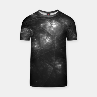 Thumbnail image of Nebula Space Nerve T-shirt, Live Heroes