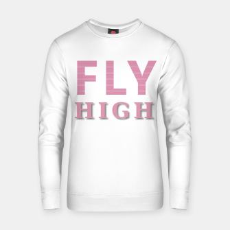 Miniature de image de Fly High Cotton sweater, Live Heroes