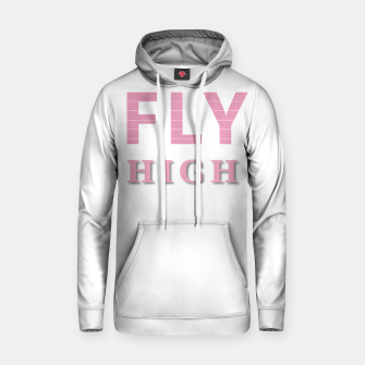 Miniature de image de Fly High Cotton hoodie, Live Heroes