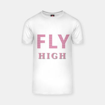 Miniature de image de Fly High T-shirt, Live Heroes