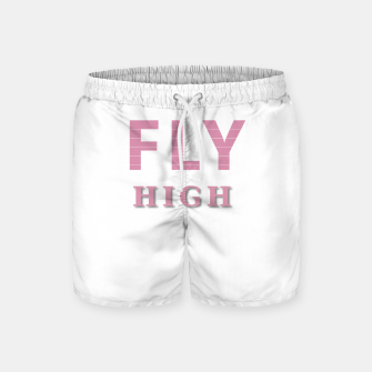 Miniature de image de Fly High Swim Shorts, Live Heroes