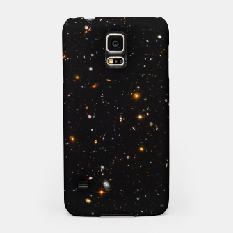 Thumbnail image of Beautiful Universe Ultraviolet Deepfield Galaxy Universe Star Map Samsung Case, Live Heroes
