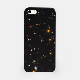 Thumbnail image of Beautiful Universe Ultraviolet Deepfield Galaxy Universe Star Map iPhone Case, Live Heroes