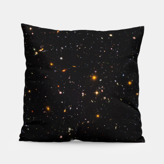 Thumbnail image of Beautiful Universe Ultraviolet Deepfield Galaxy Universe Star Map Pillow, Live Heroes