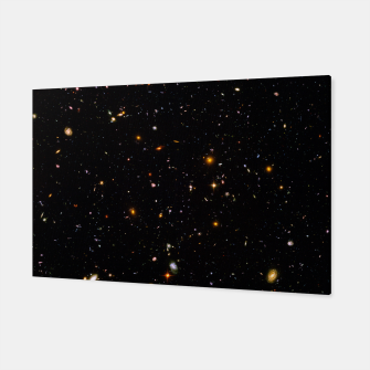 Thumbnail image of Beautiful Universe Ultraviolet Deepfield Galaxy Universe Star Map Canvas, Live Heroes