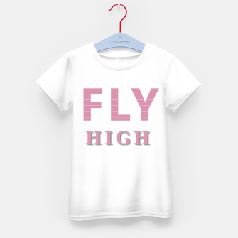 Miniature de image de Fly High Kid's t-shirt, Live Heroes