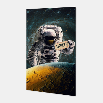 Miniature de image de Ticket Canvas, Live Heroes