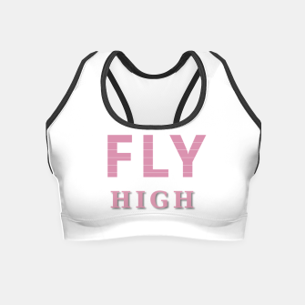 Miniature de image de Fly High Crop Top, Live Heroes
