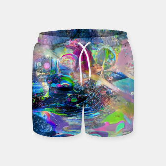 Thumbnail image of Reach Swim Shorts, Live Heroes