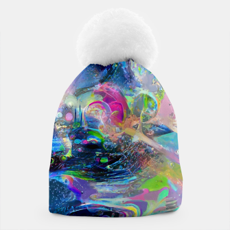 Thumbnail image of Reach Beanie, Live Heroes