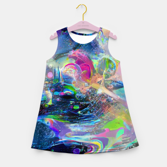 Thumbnail image of Reach Girl's summer dress, Live Heroes