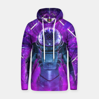 Entering The Unknown Cotton hoodie thumbnail image