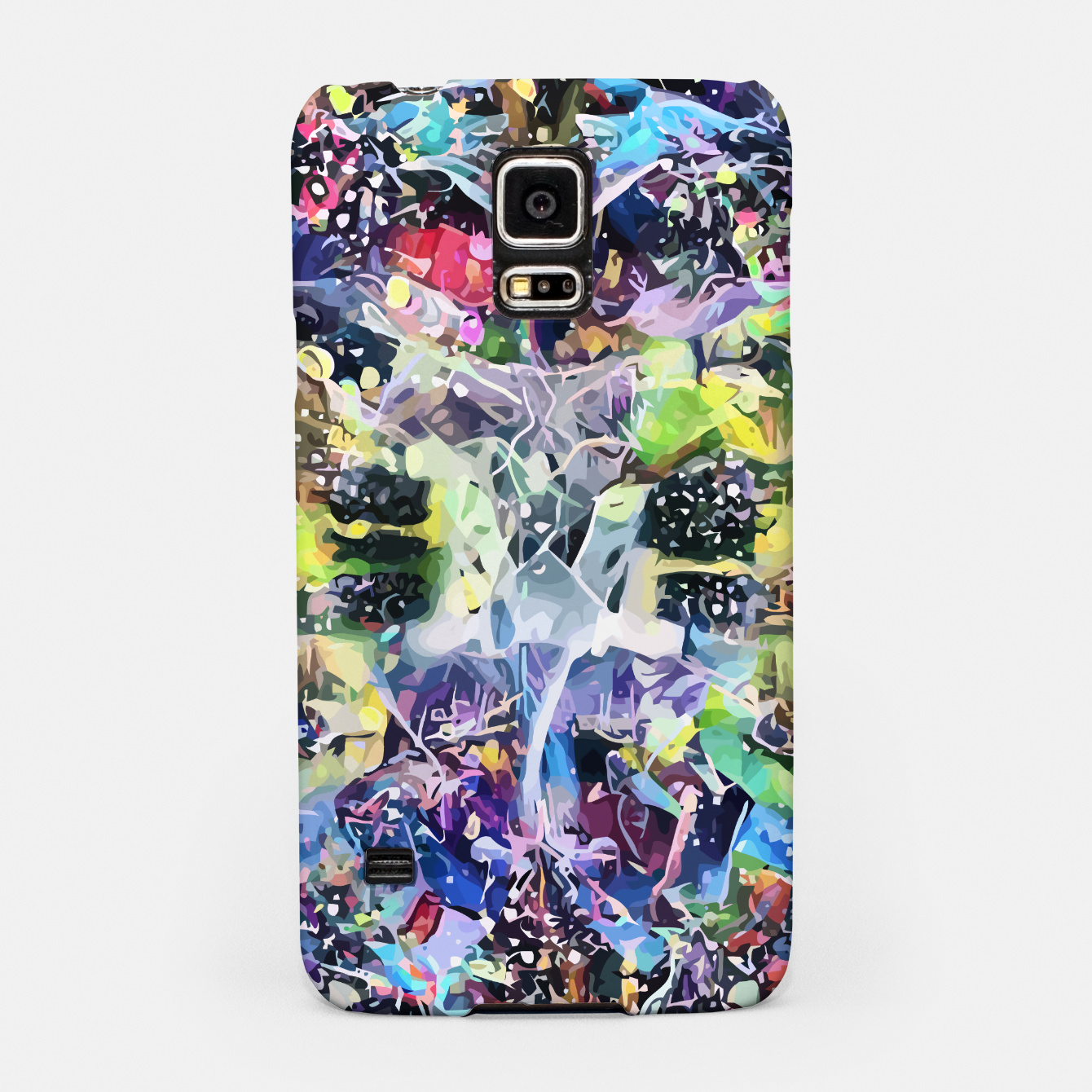 Image of Crow's Paintbrush Samsung Case - Live Heroes