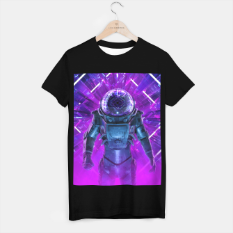 Thumbnail image of Entering The Unknown T-shirt regular, Live Heroes