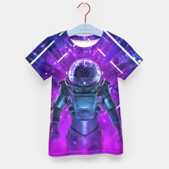 Entering The Unknown Kid's t-shirt thumbnail image