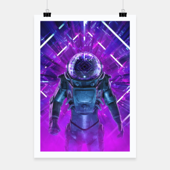 Thumbnail image of Entering The Unknown Poster, Live Heroes