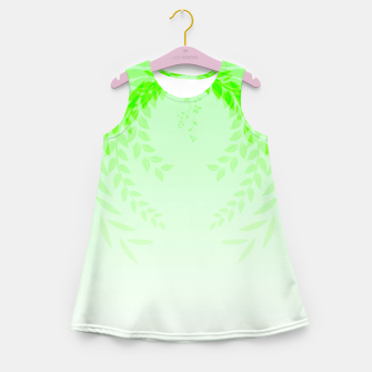Imagen en miniatura de Life Growth  Girl's summer dress, Live Heroes