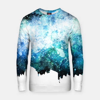 Miniature de image de Blue Tone Space Cotton sweater, Live Heroes