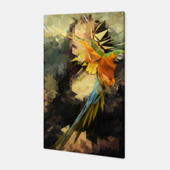 Thumbnail image of Parrot Distortion Canvas, Live Heroes