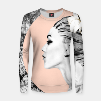 Thumbnail image of Inner Beauty IV Woman cotton sweater, Live Heroes