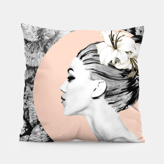 Thumbnail image of Inner Beauty IV Pillow, Live Heroes