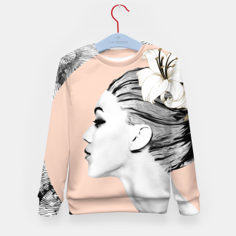 Thumbnail image of Inner Beauty IV Kid's sweater, Live Heroes