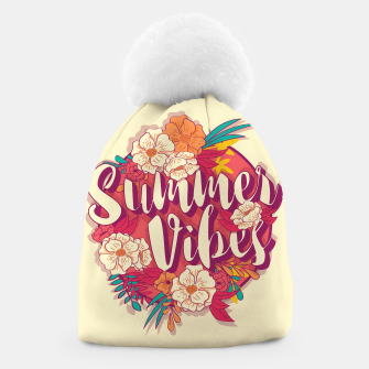 Thumbnail image of Summer vibes 001 Beanie, Live Heroes