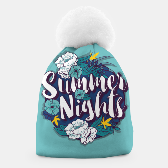 Thumbnail image of Summer Nights 001 Beanie, Live Heroes