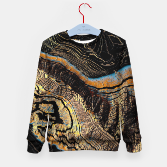 Thumbnail image of Golden Canyons Kid's sweater, Live Heroes