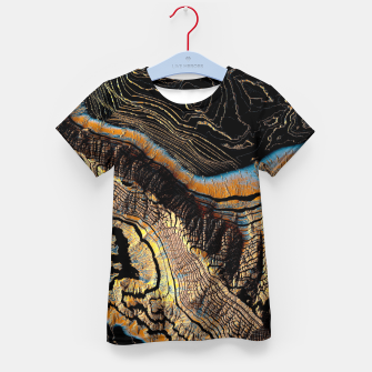 Thumbnail image of Golden Canyons Kid's t-shirt, Live Heroes