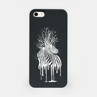 Miniature de image de UNFINISHED SYMPATHY iPhone Case, Live Heroes