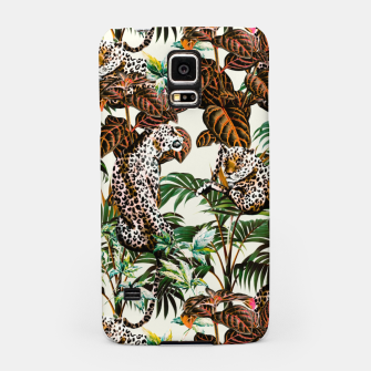 01-Leopards in the wild jungle Carcasa por Samsung thumbnail image