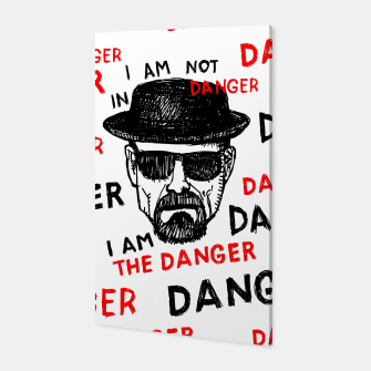 Thumbnail image of I am the danger  Canvas, Live Heroes
