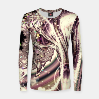 Thumbnail image of Sometimes I can See Your Soul Womens Sweater, Live Heroes