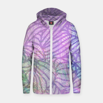kbtr Cotton zip up hoodie thumbnail image