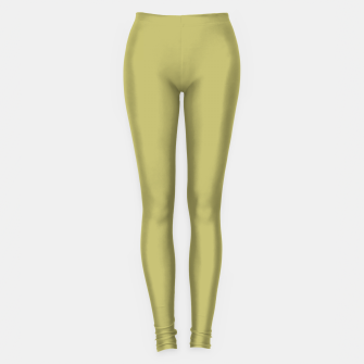 Thumbnail image of khaki color Leggings, Live Heroes