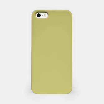 Thumbnail image of khaki color iPhone Case, Live Heroes