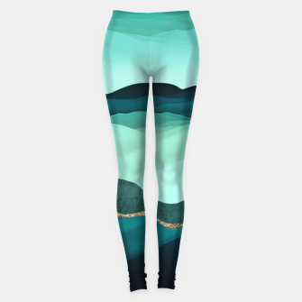 Thumbnail image of Summer Hills Leggings, Live Heroes
