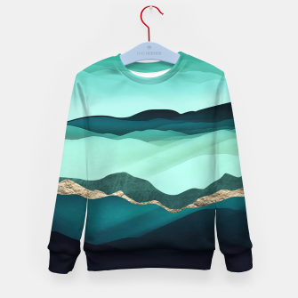 Thumbnail image of Summer Hills Kid's sweater, Live Heroes