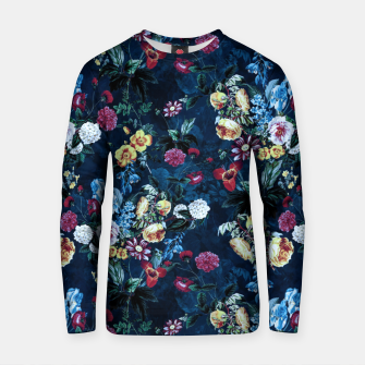 Thumbnail image of Night Garden XVI Cotton sweater, Live Heroes