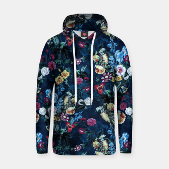Thumbnail image of Night Garden XVI Cotton hoodie, Live Heroes