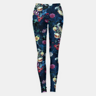 Thumbnail image of Night Garden XVI Leggings, Live Heroes