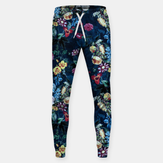 Thumbnail image of Night Garden XVI Cotton sweatpants, Live Heroes