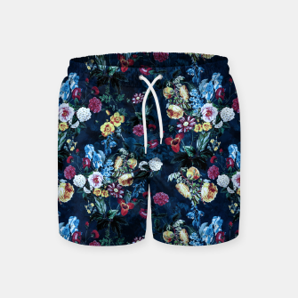 Thumbnail image of Night Garden XVI Swim Shorts, Live Heroes