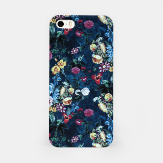 Thumbnail image of Night Garden XVI iPhone Case, Live Heroes