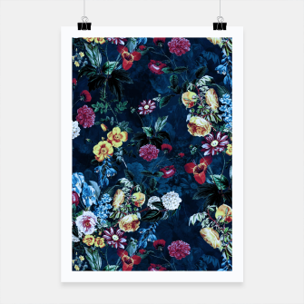 Thumbnail image of Night Garden XVI Poster, Live Heroes